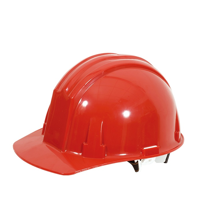 SH-401 ABS/PE Comfort Protective Hat Adjustable Safety Helmets For Construction