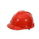 SH-403  ABS/PE CE Protective Hat Construction V Design Safety Work helmet