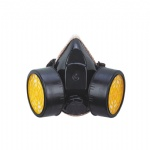 JNM-201 Double Tank Activated Carbon Respirators Mask Gas Mask