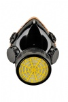 JNM-200 High Efficiency Half Mask Respirator Reusable Protective Dust Mask